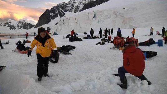 International Antarctic Expedition