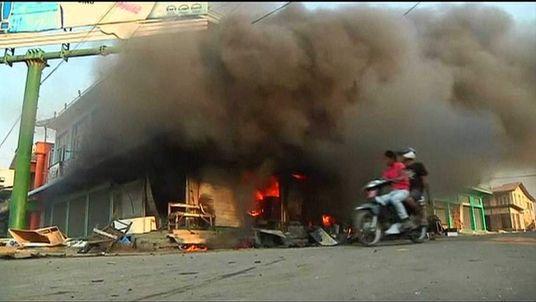 Burma Violence