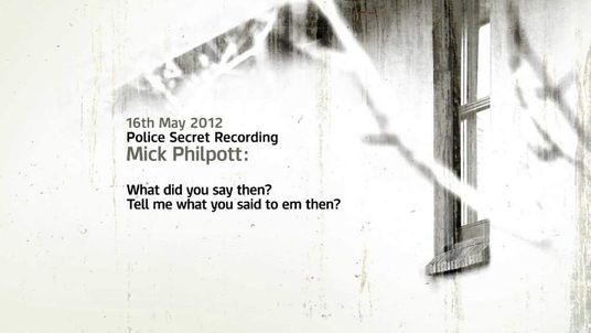 Philpott police secret recordings