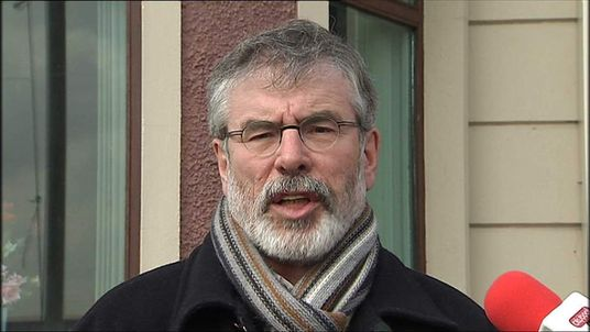 Gerry Adams on death of Baroness Thatcher