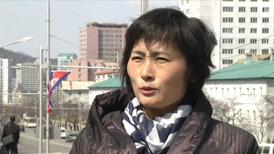 Pyongyang North Korea resident Choe Yong OK