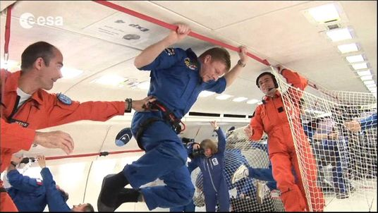 British Astronaut Maj Tim Peake