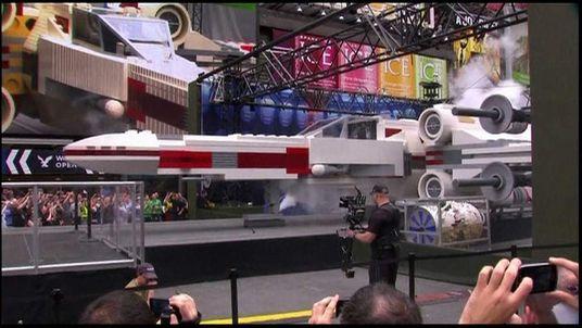 Star Wars Lego model