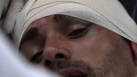 Man injured during pro-Morsi protest in Cairo