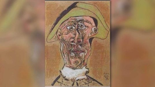 Picasso painting stolen from Dutch art gallery by Romanian gang