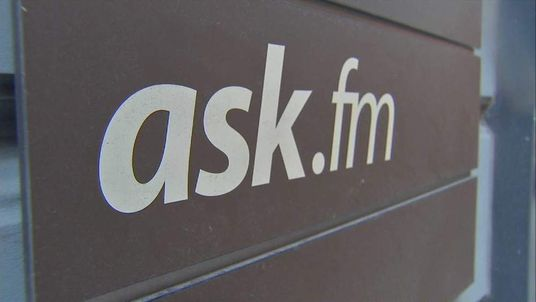 Ask.fm website sign