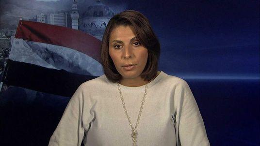 Nabila Ramdani, a Middle East expert