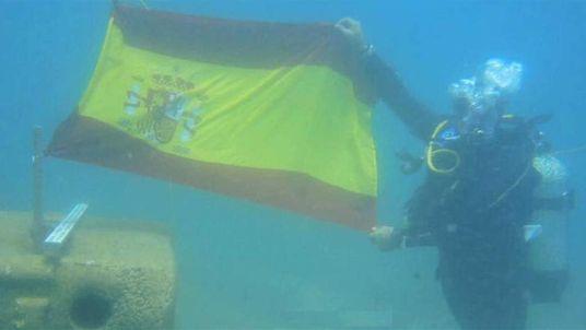 Spanish police Gibraltar