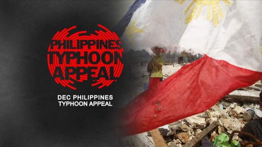 DEC typhoon appeal