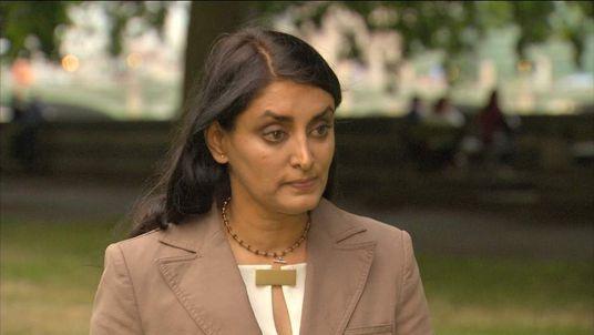 Aneeta Prem, founder, Freedom charity