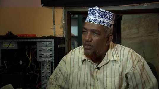 Mulsim leader Makaburi, whose real name is Abubaker Shariff Ahmed