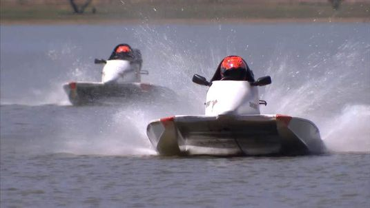 Powerboating for underprivileged youngsters in South Africa