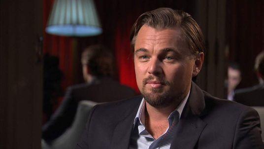 Leonardo DiCaprio interview