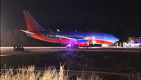 Southwest Airlines lands at wrong airport in Missouri