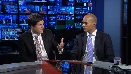 CHIEF EXECUTIVE, BRITISH BANKERS ASSOCIATION ANTHONY BROWNE and SHADOW BUSINESS SECRETARY CHUKA UMUNNA MP