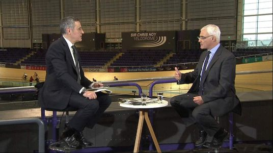 The leader of the 'Better Together' campaign, Alistair Darling speaks to Sky's Dermot Murnaghan.
