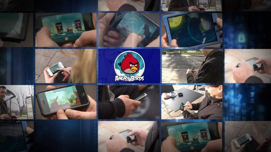 Leaked documents suggest spy agencies are harvesting data from apps like Angry Birds.