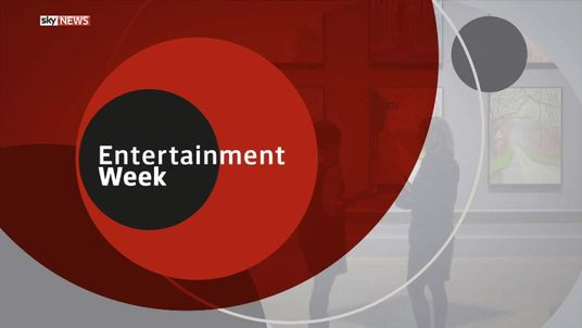 Sky News' Entertainment Week.