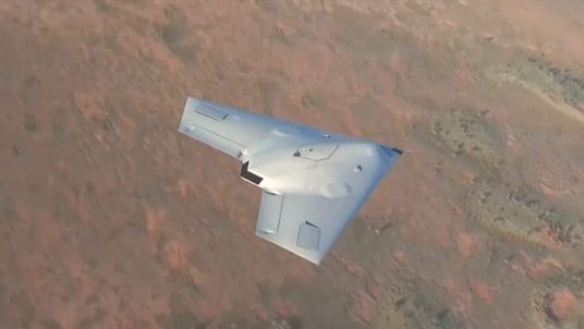 First British built Tananis drone is revealed