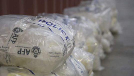 Australia drug bust in Sydney