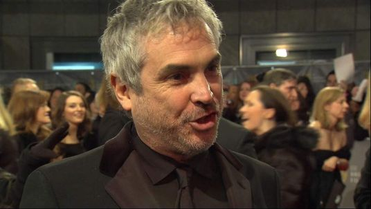 Alfonso Cuaron Speaks To Sky News