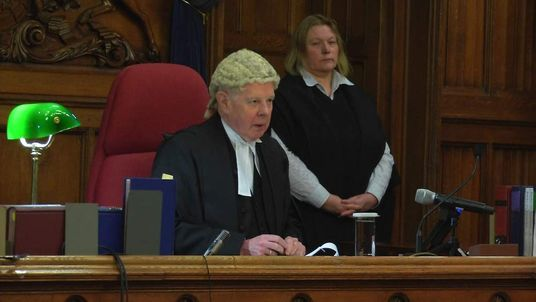 Lord Chief Justice
