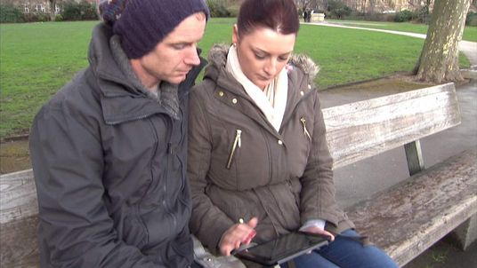 Laura and Seán Parks, holiday scam victims