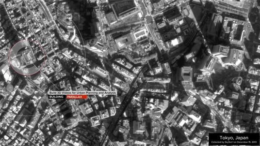 HD IMAGING FROM SPACE