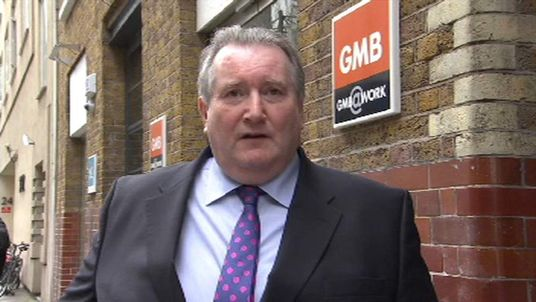 GENERAL SECRETARY, GMB  PAUL KENNY