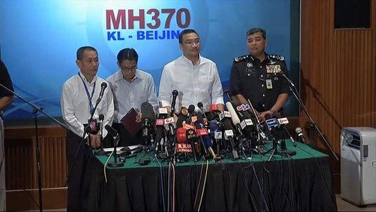 Live press conference.