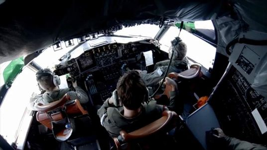 Missing Plane MH370 Australia Search Teams