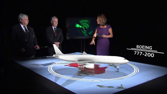 Analysing the latest information on Flight MH370
