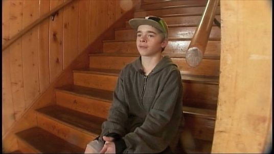 13-year-old James Meade was rescued from the Washington State mudslide.