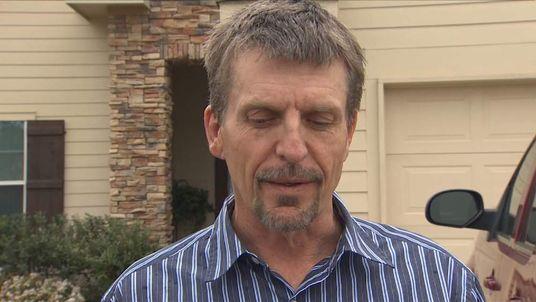 Houston fire survivor Curtis Reissig