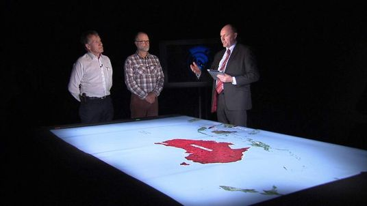 An air accident investigator and a maritime casualty expert discuss the latest developments in the search for MH370.