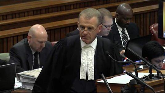 Pistorius prosecutor Gerrie Nel