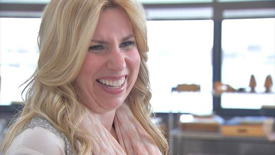 Heather Abbott lost her leg in the Boston Marathon bombings.