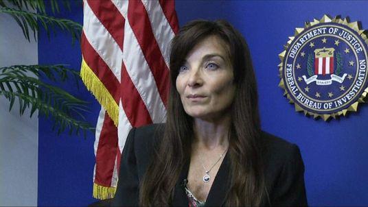 FBI Special Spokesperson Shauna Dunlap.