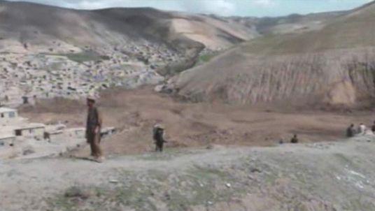 Badakshan landslide