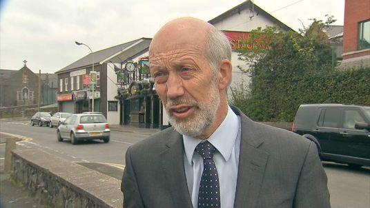 Northern Ireland Justice Minister David Ford MLA