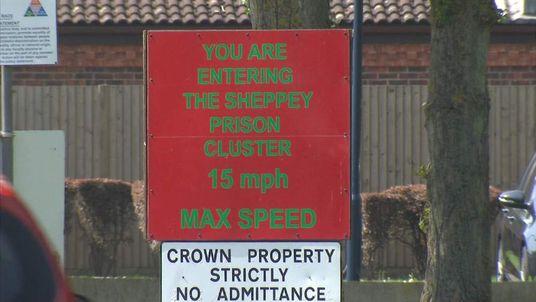 Sheppey Prison