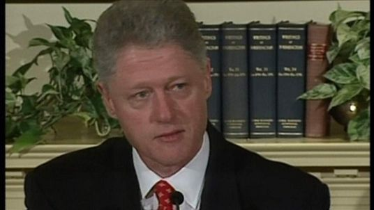 Clinton Lewinsky denial