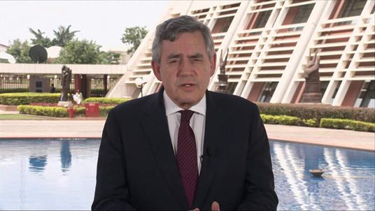 UN Global Education Envoy, Gordon Brown