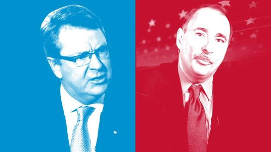 PR Gurus Lynton Crosby and David Axelrod