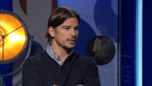 Josh Hartnett On Entertainment Week