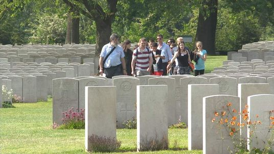 World War One school trips