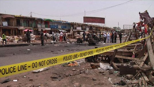Jos bomb attack