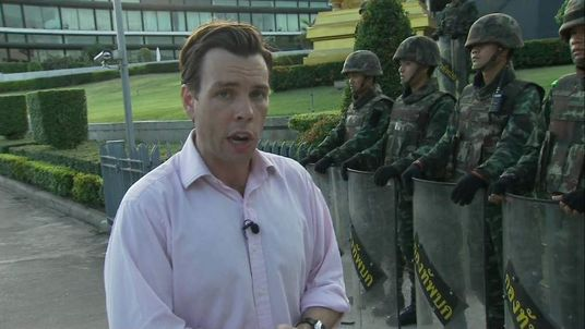 Sky's Mark Stone reports from Bangkok