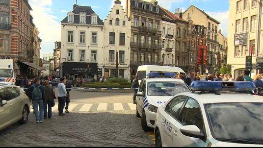 Shooting near Jewish museum in Brussels, Belgium