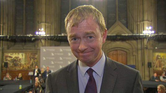 Lib Dem President, Tim Farron MP